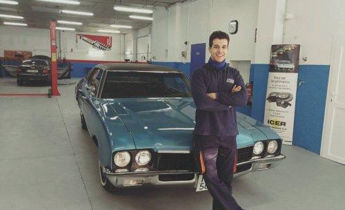 Restauración Buick Skylark 1972