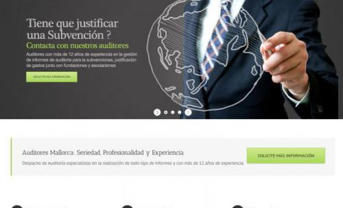 Auditores Mallorca Web