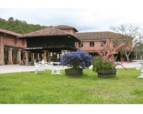 Vista de finca Villa María