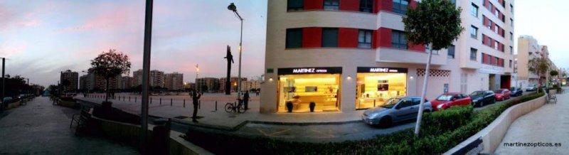 Martinez Opticos Mislata, Plaza Mayor