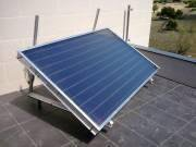 paneles solares para calefaccion
