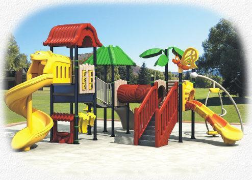 Venta e instalacion de parques infantiles
