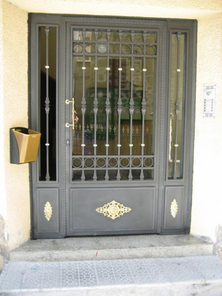 puertas de portal