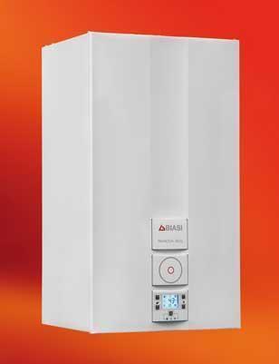 La nueva caldera de alto rendimiento y bajo NOx de BIASI