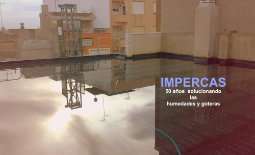 impermeabilizaciones pruebas de estanqueidad realizada por impercas impermeabilizaciones castellon