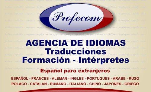 Servicio de traducción y formación
