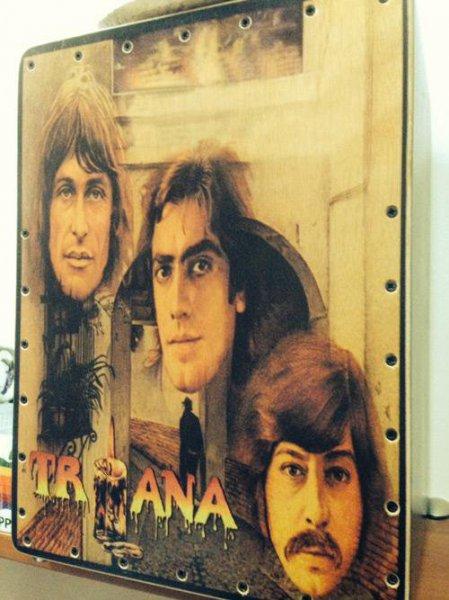 Serigrafía Jarana