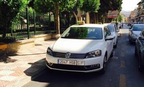 Taxi la Zubia - Imagen taxi