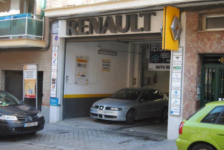 Auto Retiro Fernández, taller mecánico y de asistencia Renault en Madrid