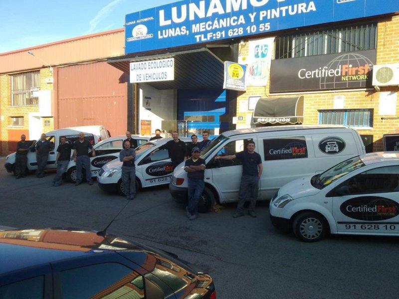 Centro Reparador Del Automovil