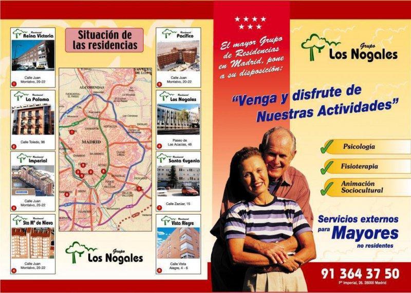 Servicios Externos en Residencias Los Nogales