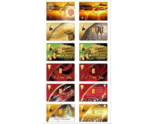 Un detalle de oro
