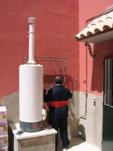 Bullón Instalaciones y Gas