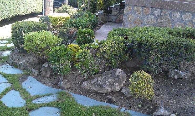 Jardinería Castañares