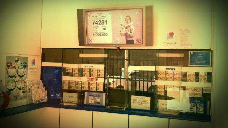 Administración de Loterías N 17