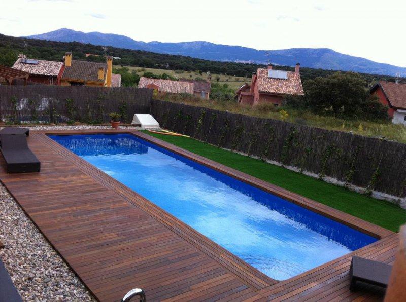Pacos Garden, jardinería y piscinas en Madrid