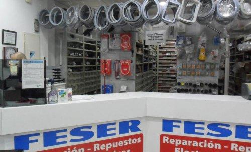 reparacion y repuestos de electrodomesticos y calderas