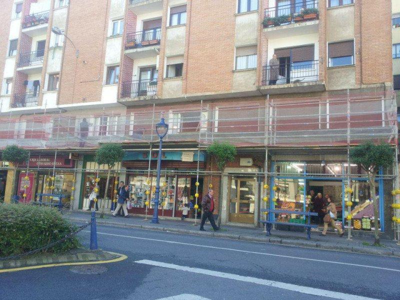 2012 - Rehabilitación Aparta-hotel Buenavista(Portugalete)