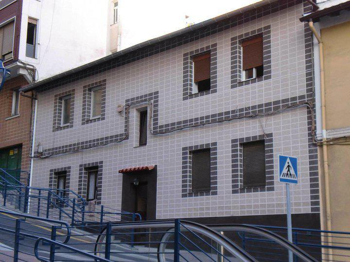 Rehabilitación fachada en C/ Buenavista nº8 (Portugalete) Después