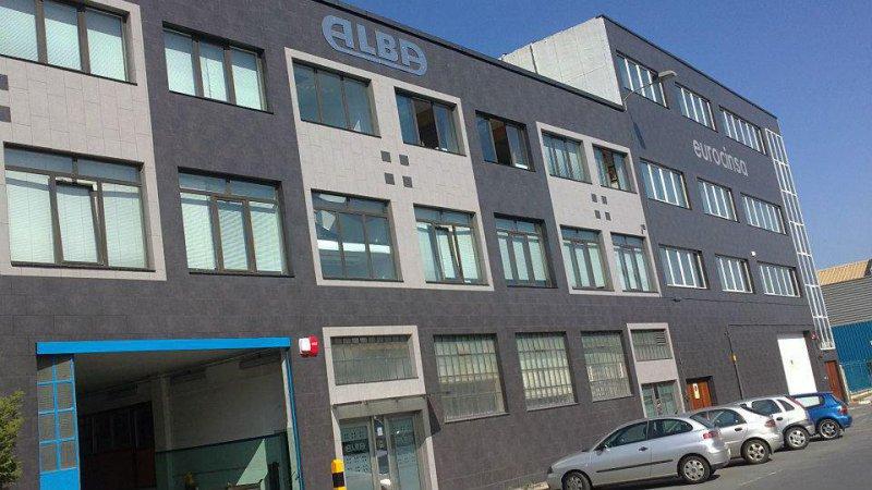 2011- Industrias Alba Y Eurocinsa(Sondika)