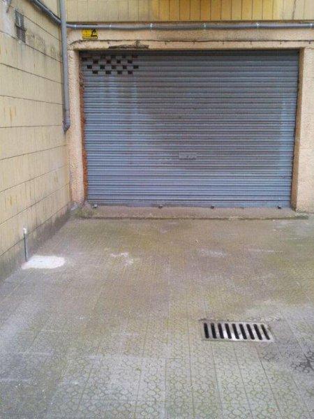 De Lonja a vivienda en Lauaxeta nº 2 (Santurtzi) Antes