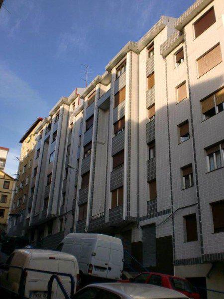 Rehabilitación de fachada en C/María Vallejo nº4 (Santurtzi) Después