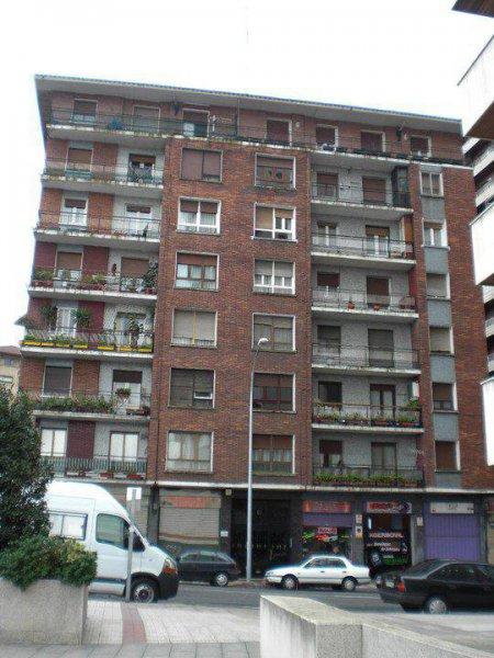 Rehabilitación fachada en Av.Murrieta nº52 (Santurtzi) Antes