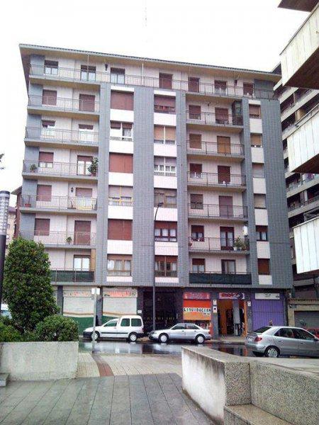 Rehabilitación fachada en Av. Murrieta nº52 (Santurtzi) Después