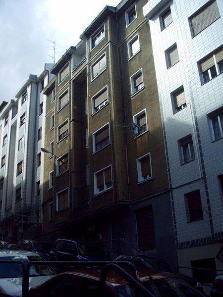 Rehabilitación de fachada en C/María Vallejo nº4 (Santurtzi) Antes
