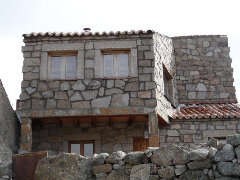 Reforma de Casa Rural en San Juan del Olmo, Ávila