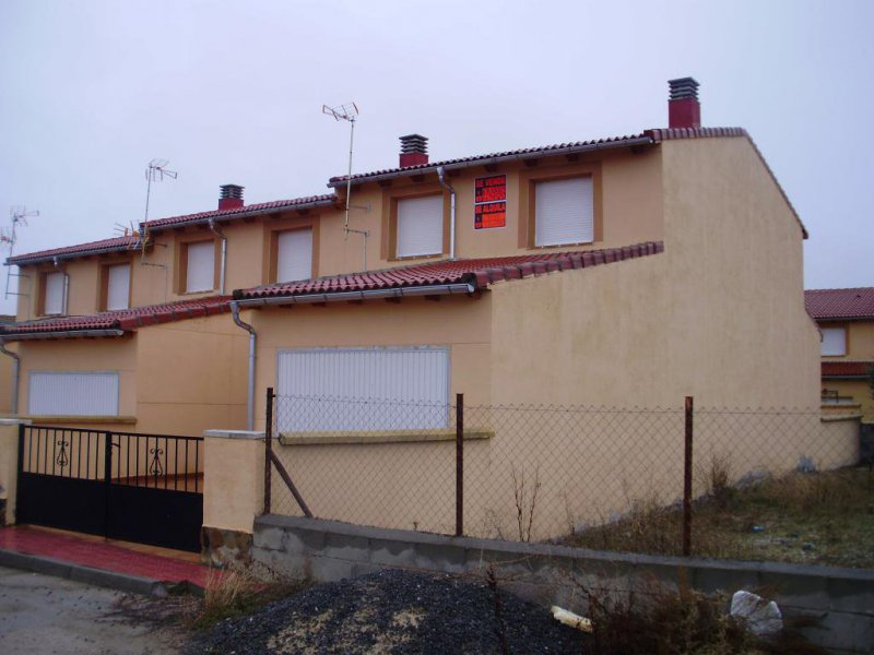 Nueva Construcción de Chalets Muñana, Ávila