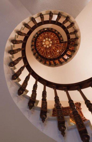 Escalera madera  - Ebanisteria Arenas
