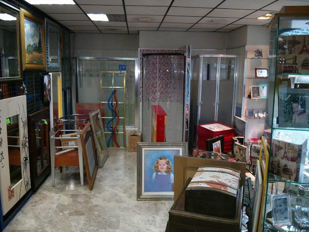 Cristalería Acacias, cristalería y enmarcación en Madrid
