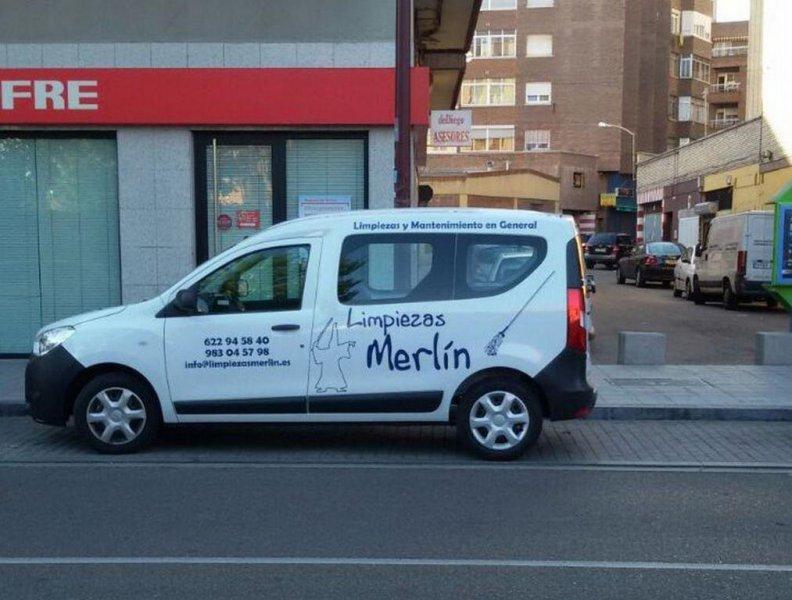 Limpiezas Merlín - Empresas de limpieza en Valladolid