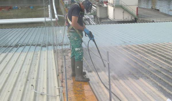 Impermeabilizaciones Juanma, trabajos verticales en A Coruña