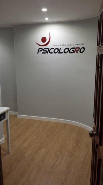 Entrada a Psicologro