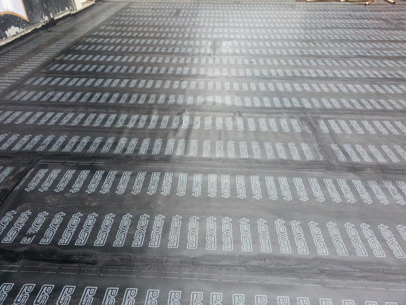 Impermeablización de terraza, empresas construcción vigo, neogeo opera, construcción