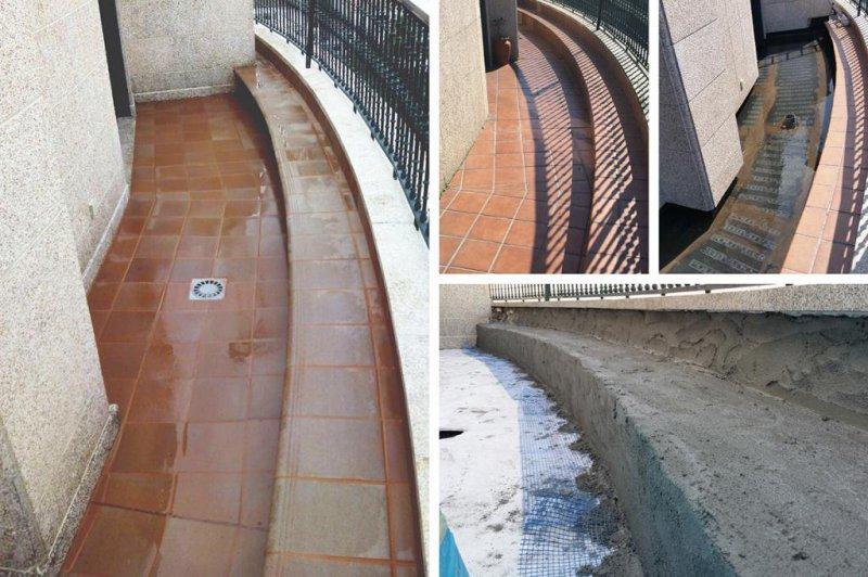 rehabilitacion y reforma de fachadas vigo, construccion, empresas construccion vigo, impermeabilización, terrazas