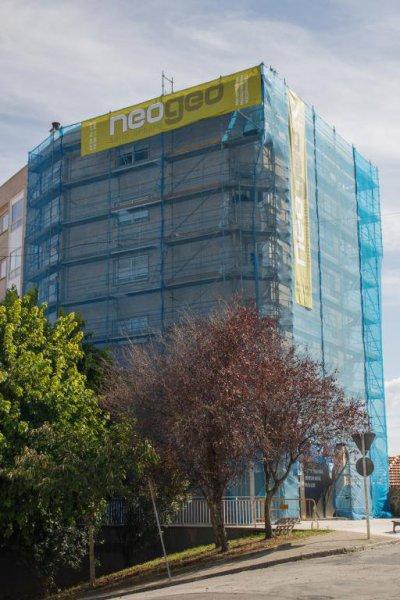 rehabilitacion y reforma fachadas vigo, empresas construccion vigo, reformas integrales vigo, neogeo, neogeo opera
