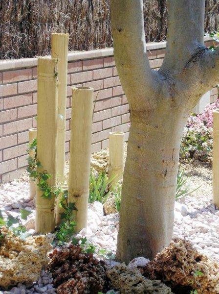 Montaje de jardín