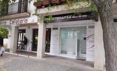 Instalaciones - Clinica Fisioterapia Bola de Oro