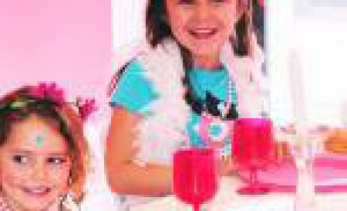 Cumpleaños Princesas-Princesas La Mansion Party Madrid