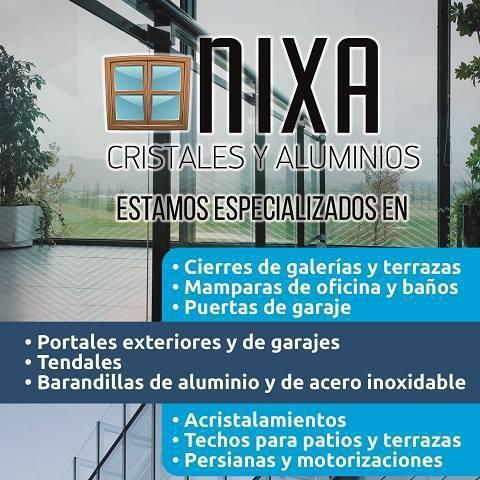 Cristales y Aluminios Nixa