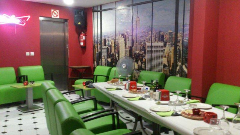 Cena en reservado privado en restaurante Dénia