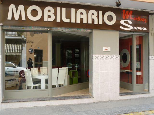 Tienda en Valencia