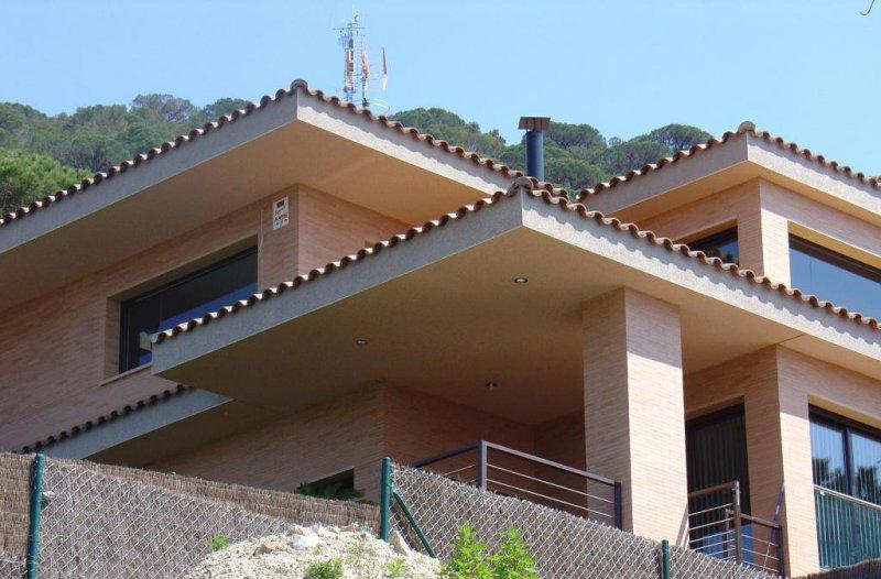 vivienda en Cabrils, Barcelona.