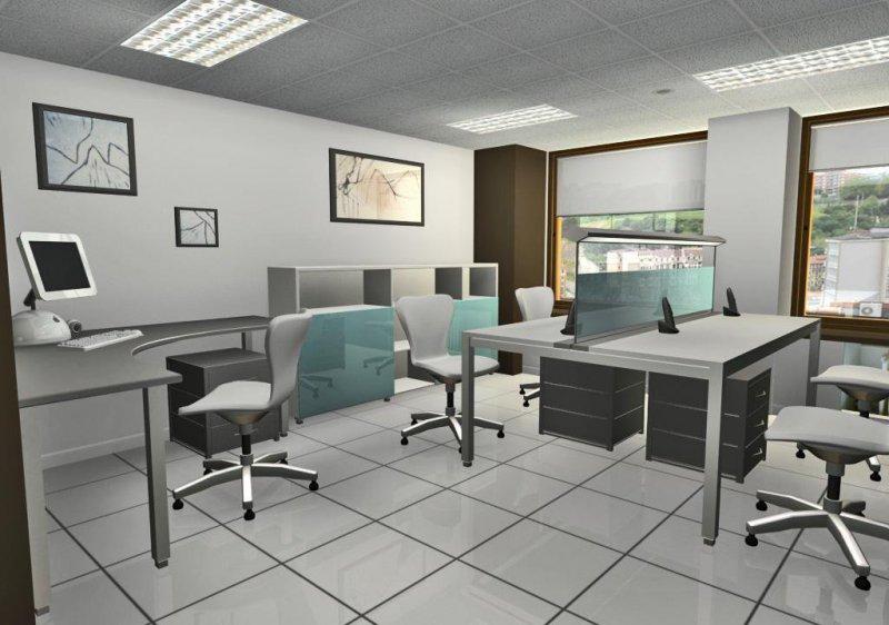 Oficina Bilbao Multipuesto Centro de Negocios Spankor