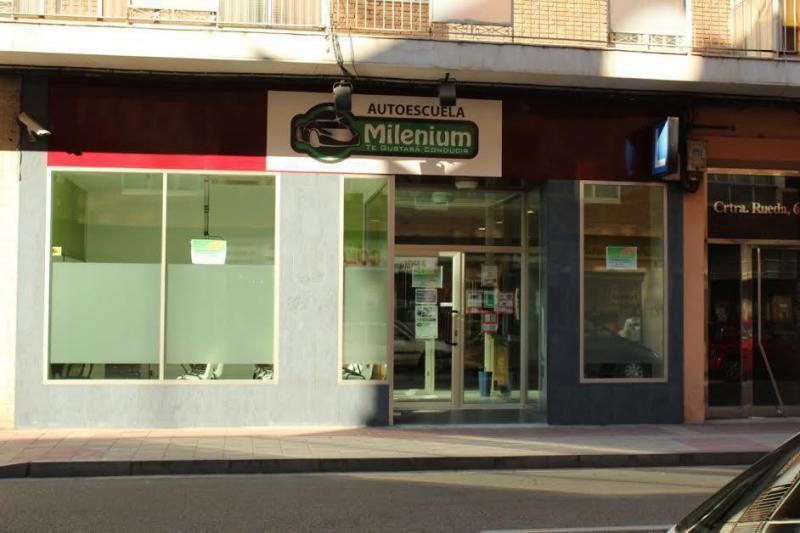Autoescuela Milenium, autoescuela en Valladolid