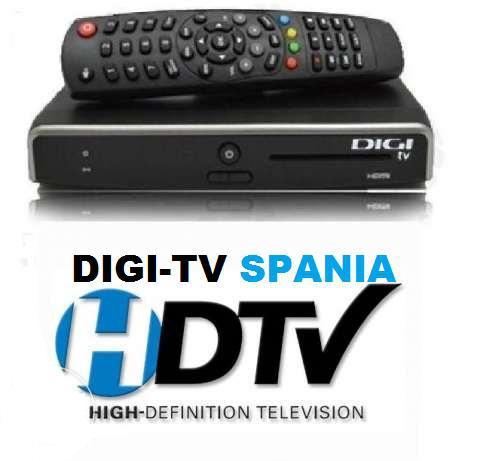 Receptoare Digi Tv Spania