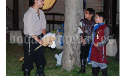 Bodas medievales españa - juegos medievales